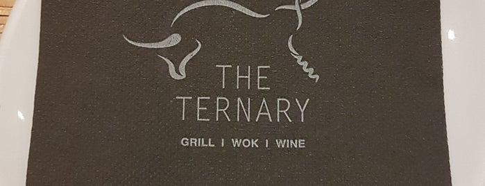 The Ternary is one of Nom Nom Nom.