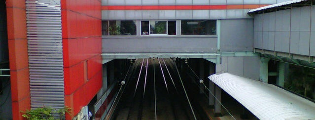 Stasiun Sudirman is one of jihan.