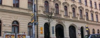Pošta 1 is one of Free WiFi.