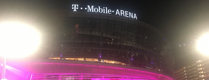 T-Mobile Arena is one of How The West Was Won.