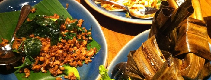 Chandara Fine Thai Cuisine is one of Jakarta Food Dictionary.