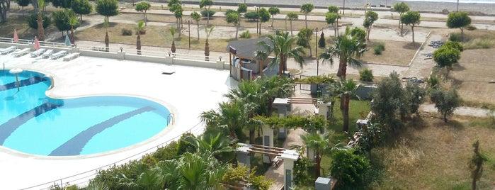 Milenyum Beach Resort is one of Turkiye Hotels.
