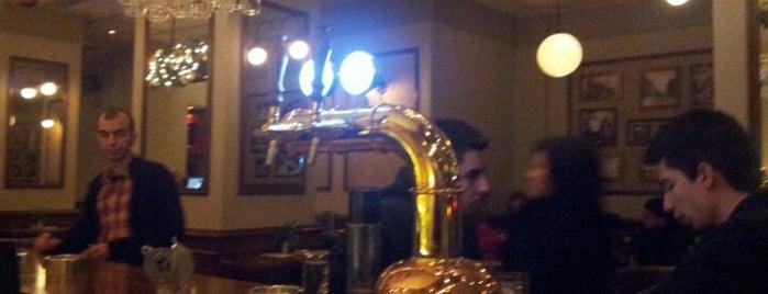 Sherlock Speak Easy Bar is one of Fun.