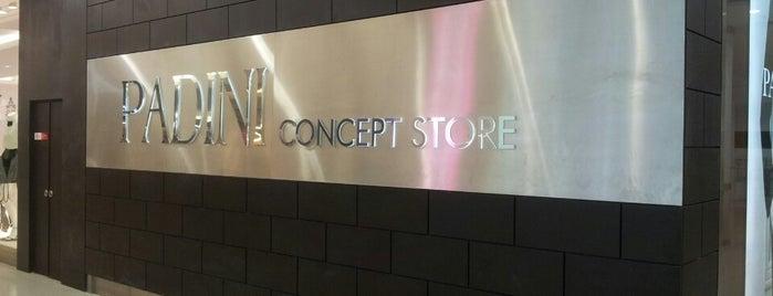 PADINI Concept Store is one of Kota kinabalu.