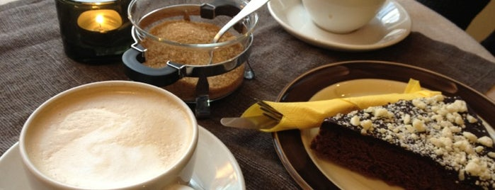 Anneli Viik handmade chocolate cafe is one of Pribaltica.