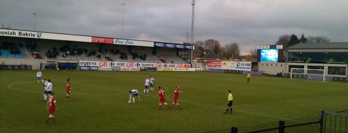 CS Vise is one of Jupiler Pro League and Belgacom League - 2013-2014.