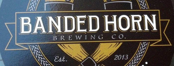 Banded Horn Brewery is one of New England Breweries.