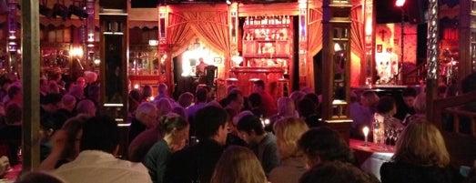 Bar jeder Vernunft is one of Berlin bars.