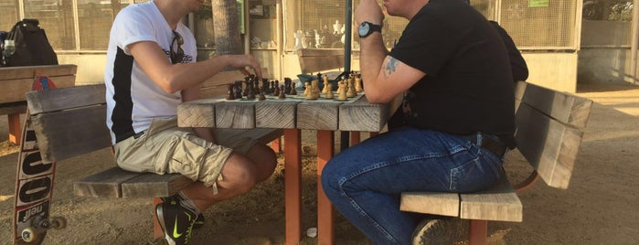 International Chess Park is one of Guide to Santa Monica's best spots.