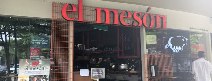 El Meson is one of KL - Lunch.