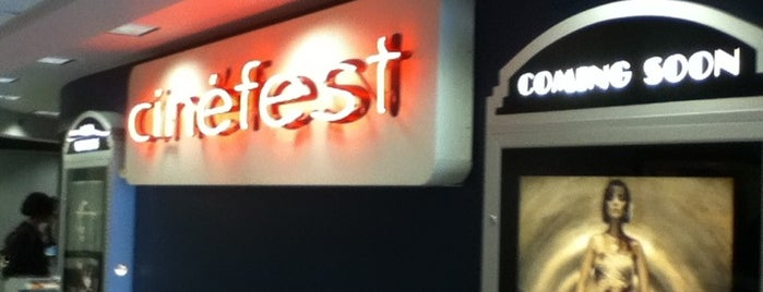 Cinefest Film Theatre is one of Places I Visit : Atlanta.