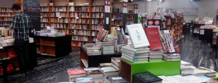 Kepler's Books is one of bookstores.
