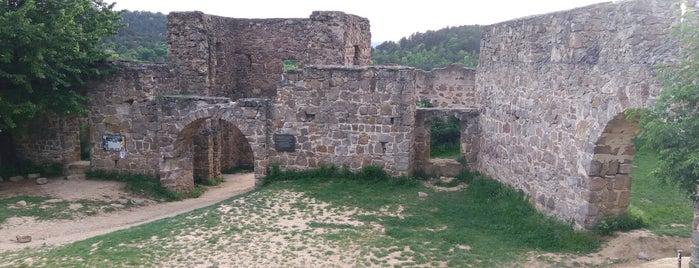 Egri vár másolata is one of Budai hegység/Pilis.