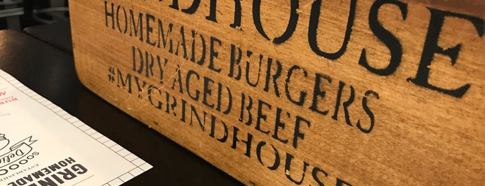 Grindhouse is one of Burger!.