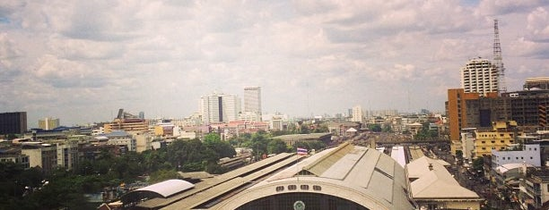 Bangkok Railway Station (SRT1001) is one of 4sq Cities! (Asia & Others).