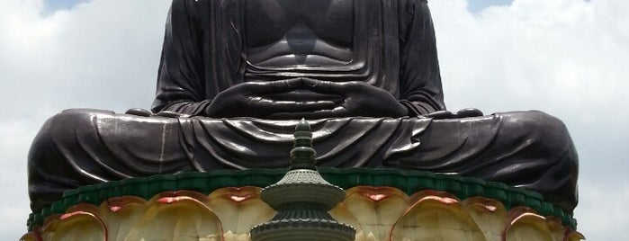 Great Buddha Statue of Bagua Mt. is one of All-time favorites in Taiwan.