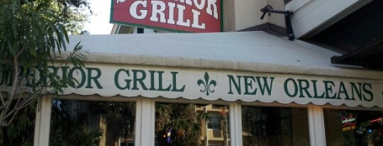 Superior Grill is one of Nola Must-Do.