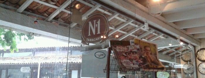 Tabacaria N1 is one of Cerveja Artesanal Interior Rio de Janeiro.