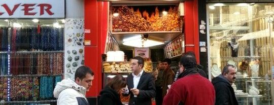 Ciğerci Basri is one of istanbulda arka sokak lezzetleri.