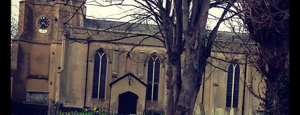 St. Mary the Virgin is one of The Awesomestow List.