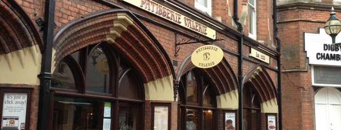 Patisserie Valerie is one of Bournemouth.