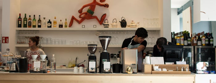 Wish - Slow Coffee House is one of Lisbon city guide.