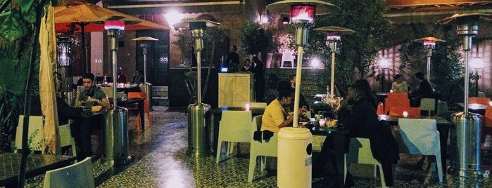 LATITUDE 31 is one of Marrakesh city guide.