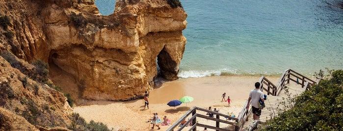 Praia do Camilo is one of Algarve & Alentejo beach guide.