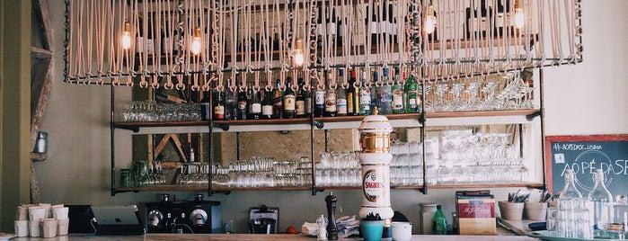 Pois Café is one of Lisbon city guide.