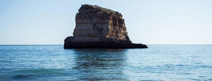 Praia dos Caneiros is one of Algarve & Alentejo beach guide.