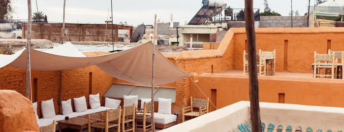 Dar Cherifa is one of Marrakesh city guide.