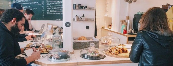 Copenhagen Coffee Lab is one of Lisbon city guide.