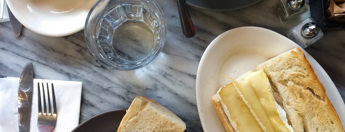 Cafe Lutecia is one of The 15 Best Places for a Lemonade in Philadelphia.