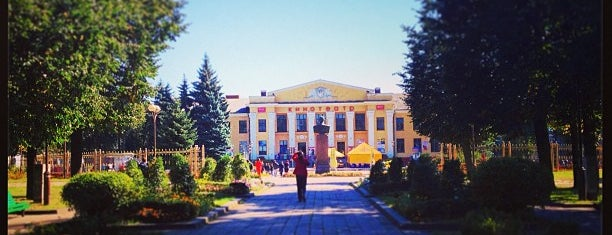 Барановичи is one of cities.