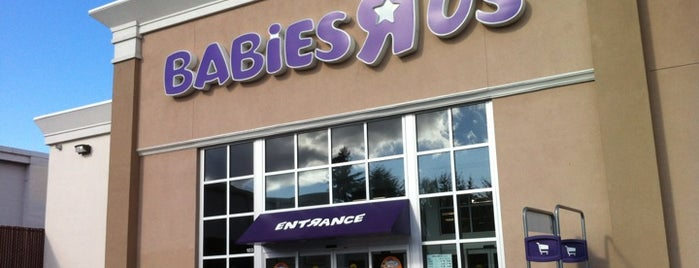 """Babies """"R"""" Us is one of {Shop For Sex}."""