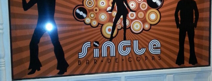 Single Bar is one of Rincones X Madrid.
