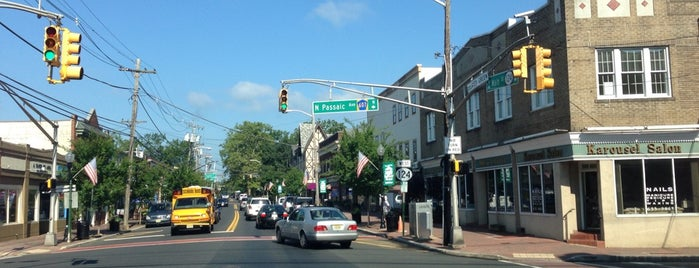 Chatham, NJ-Downtown is one of Been Here.