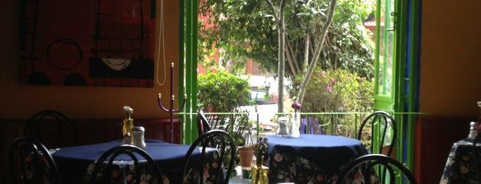 Moheli is one of Cafés acogedores.