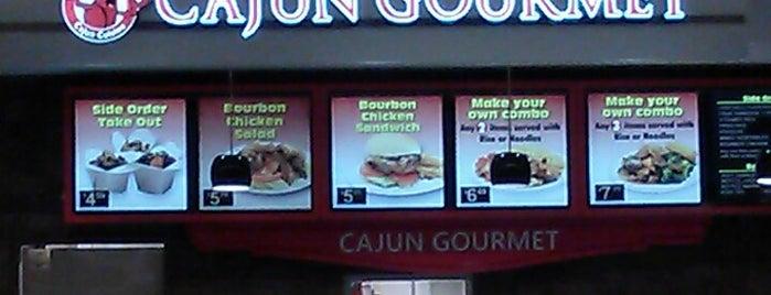 Cajun Gourmet is one of Wish List: Woman vs Food Edition.