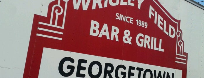 Wrigley Field Bar & Grill is one of Fort Wayne Food.