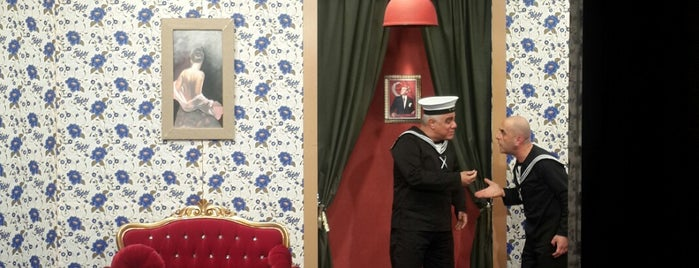 "Tiyatro ""MAVRA"" is one of Weekends in Adana."