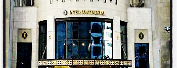 InterContinental Chicago Magnificent Mile is one of Bus Shuttle and Transportation Planning Services.