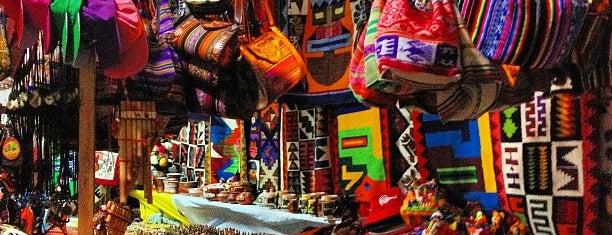 Mercado de Machu Picchu is one of Peru.