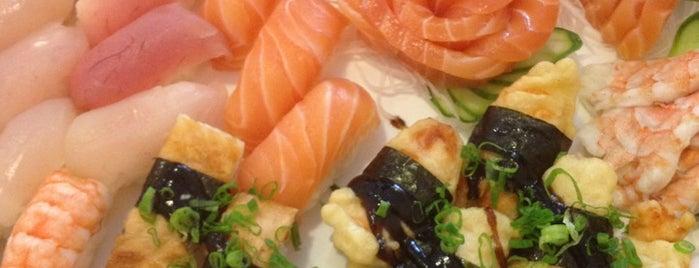 Sushi Tijuca is one of Guia Rio Sushi by Hamond.