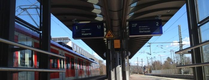 Bottrop Hauptbahnhof is one of Bahnhöfe Deutschland.