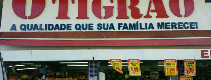 Varejão O Tigrão is one of comércio & serviços.