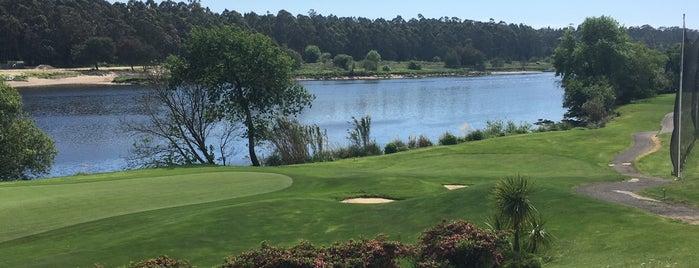 Golfe Quinta da Barca is one of Tania.