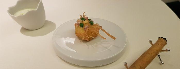 Seta at Mandarin Oriental Milan is one of Mangiare.