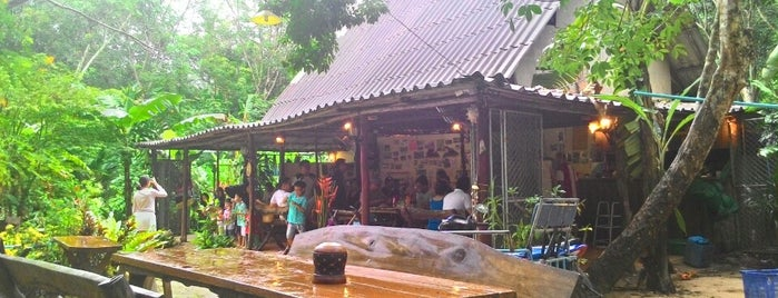 Hill Top Restaurant is one of Go to Lanta. Be Bamboocha..