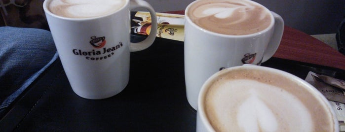 Gloria Jean's Coffees is one of Cafés.